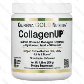 CollagenUP, морской гидролизованный коллаген c гиалуроновой кислотой и витамином C