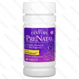 Prenatal, комплекс с фолиевой кислотой для беременных